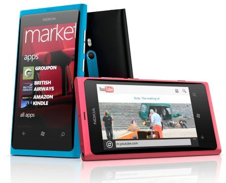 Procedure to Change Ringtone on Nokia Lumia 800