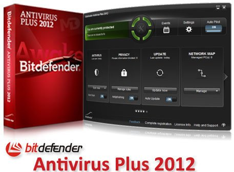 Bitdefender Antivirus Plus 2012 – 1 Year License Giveaway