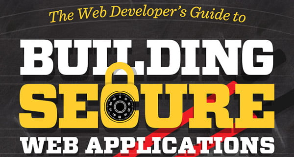 How To Build Secure Web Applications [Infographics]
